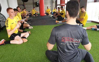 STMove VS Gym