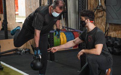 La coordinación muscular